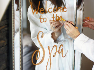 Welcome to the Spa