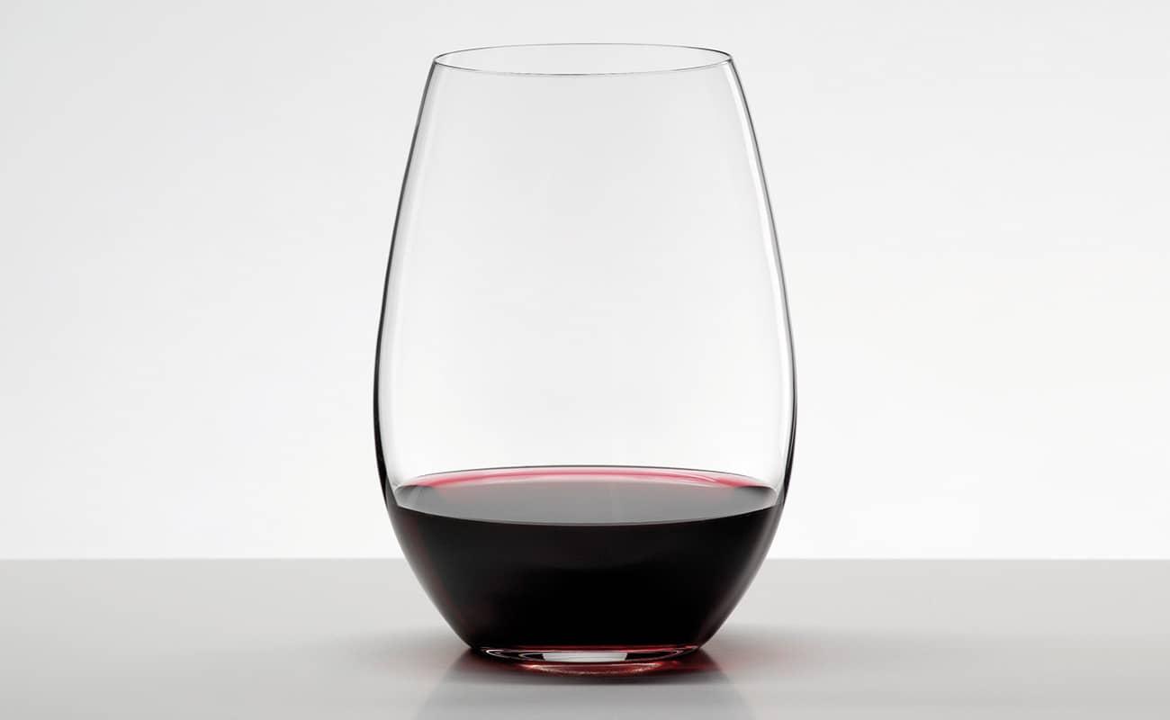Riedel O Shiraz Wine Stemless Glasses