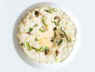 Pairing Wine With Risotto