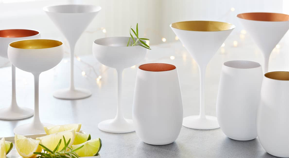 Blanc Wine & Bar Glasses