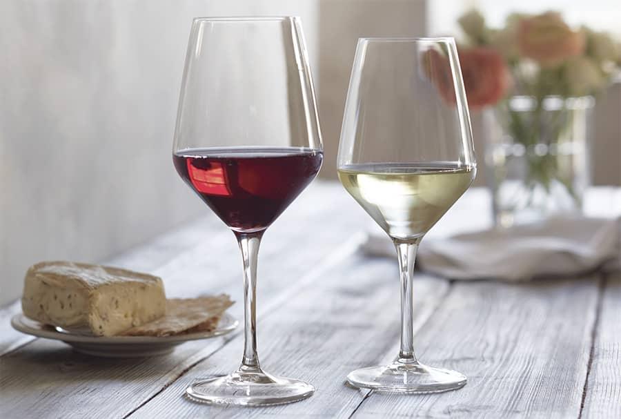 Italesse Festival Wine Glasses
