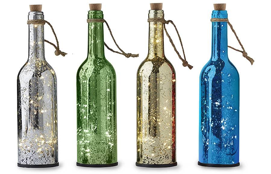 LED Summer Wine Bottle Lights