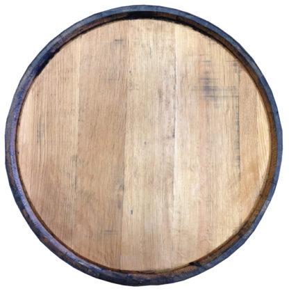 blank bourbon barrel quarter head