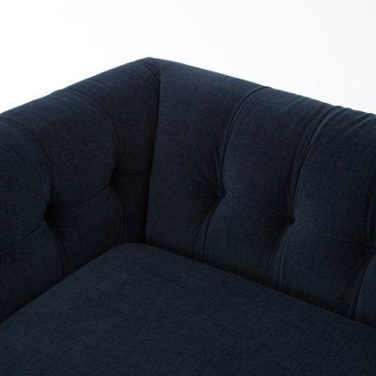 griffon sofa tufting detail