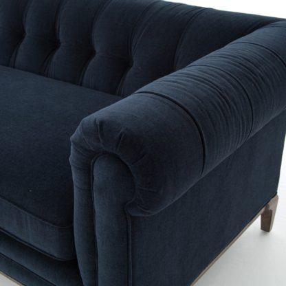 griffon sofa arm detail