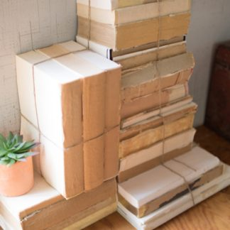 repurposed book bundles