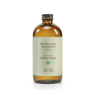 Woodford Reserve Mint Julep Simple Syrup