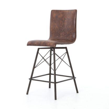 four hands diaw bar stool