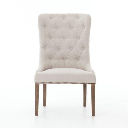 four hands elousie dining chair beige 3