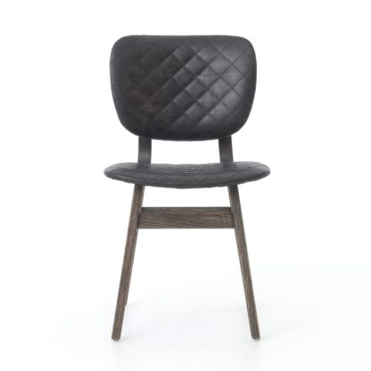 four hands sloan dining chair ebony 4