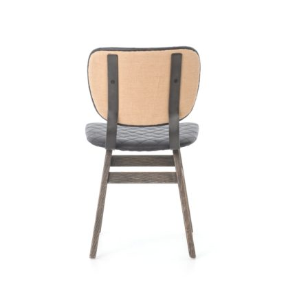 four hands sloan dining chair ebony 6