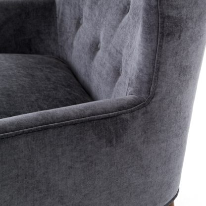 four hands clermont chair charcoal 6