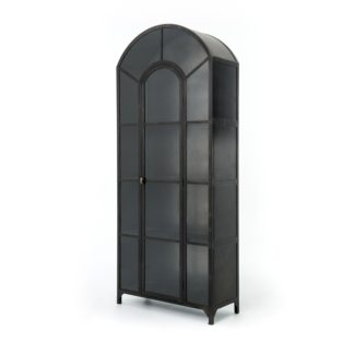 four hands belmont metal cabinet