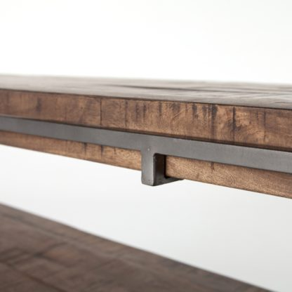 four hands simien media console 7