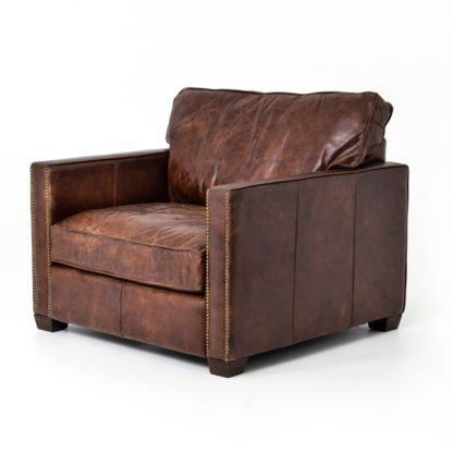 four hands larkin club chair cigar
