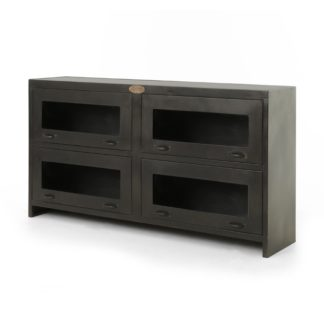 four hands rockwell media console