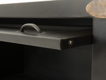 four hands rockwell media console 6
