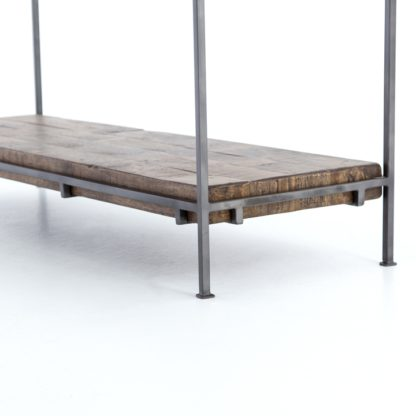 four hands simien media console 2
