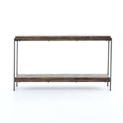 four hands simien media console 3