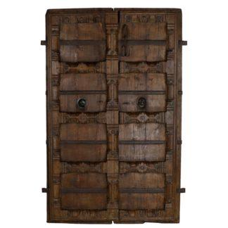 vintage temple doors india