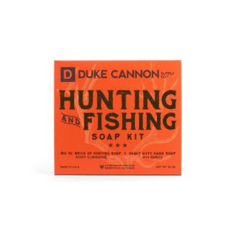 duke cannon hunting and fishing kit