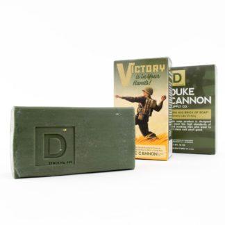 duke cannon big brick of soap victory
