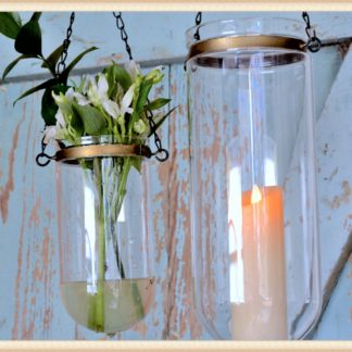 Hanging Apothecary Jar (Set of 2)