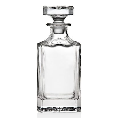 clarion whiskey decanter