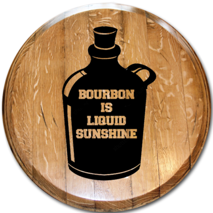 bourbon is liquid sunshine
