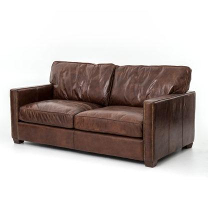 """Larkin Leather Sofa 72"""""""