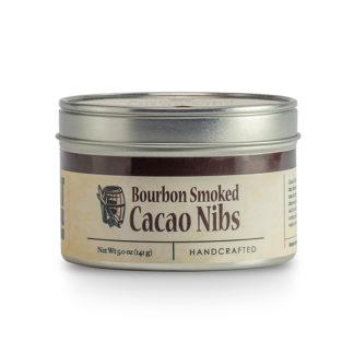 bourbon smoked cacao nibs