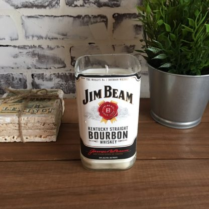 jim beam bourbon candle