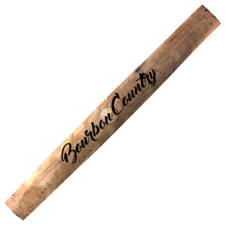 Bourbon Country Barrel Stave Black