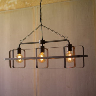Metal 3 Pendant Light