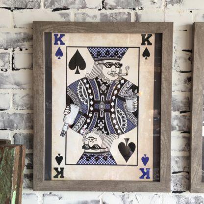 Kentucky King (Framed)
