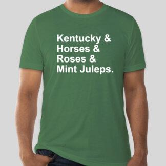 Mint Julep Shirt
