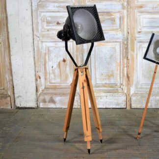 Vintage Tripod Light