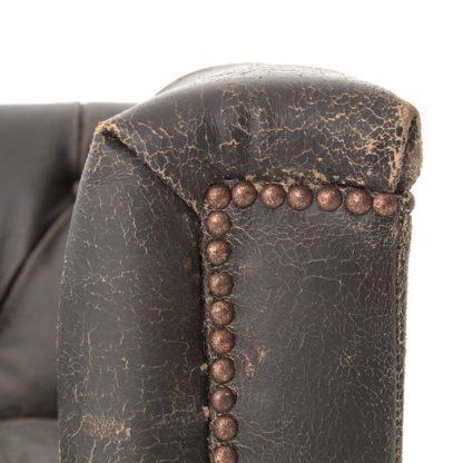 Maxx Distressed Leather Sofa