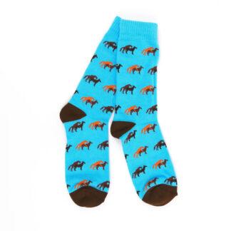 Horses Humping Socks