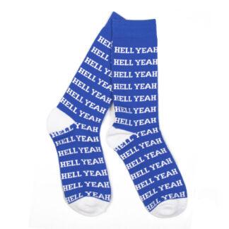 Hell Yeah Socks
