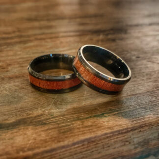 Barrel Wood Ring