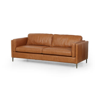 Emery Leather Sofa