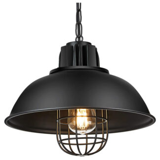 Harrison Industrial Pendant Light