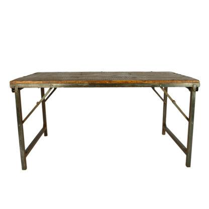 Vintage Festival Table