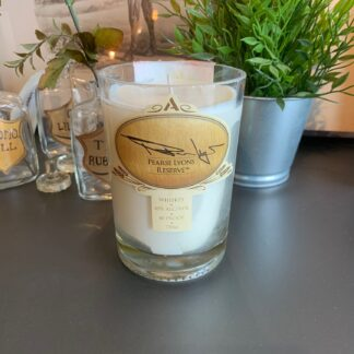 Recycled Pearse Lyons Reserve Bourbon Candle