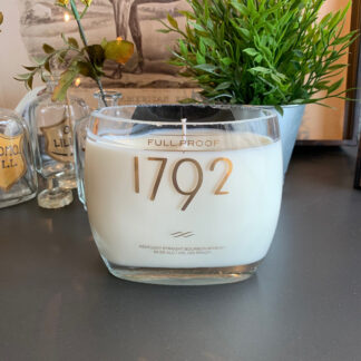 Recycled 1792 Full Proof Bourbon Candle