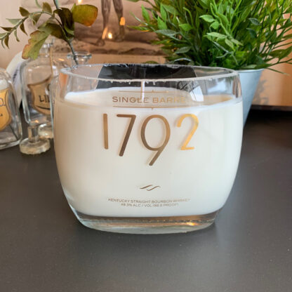 Recycled 1792 Single Barrel Bourbon Candle