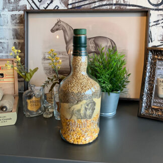 Mash Bill Bottle- Buffalo Trace Large