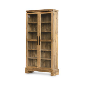 Camino Reclaimed Wood Cabinet- Natural