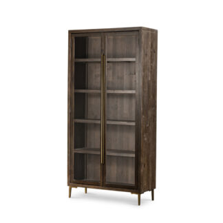 Wyeth Cabinet- Dark Carbon